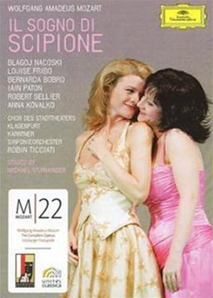 Rent Mozart 22: Il Sogno Di Scipione Online DVD Rental