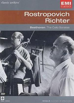 Rent Classic Archive: Rostropovich / Richter Online DVD Rental