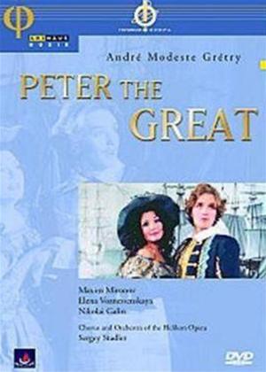 Rent Gretry: Peter the Great Online DVD Rental