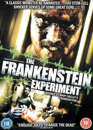 Rent The Frankstein Experiment Online DVD Rental