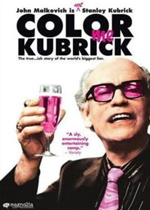 Rent Colour Me Kubrick Online DVD Rental