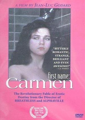 Rent First Name: Carmen (aka Prénom Carmen) Online DVD Rental