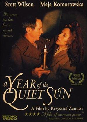 Rent A Year of the Quiet Sun (aka Rok Spokojnego Slonca) Online DVD & Blu-ray Rental