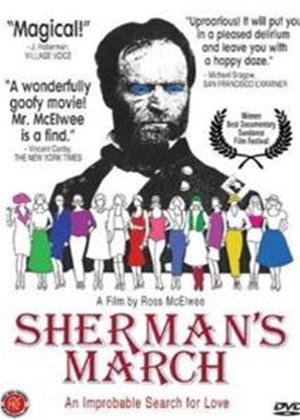 Rent Sherman's March Online DVD Rental