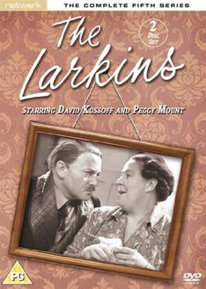 Rent The Larkins: Series 5 Online DVD Rental