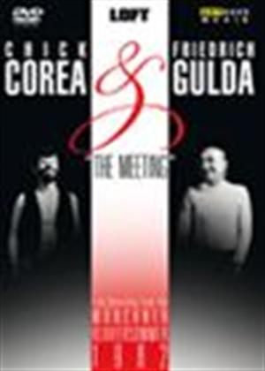 Rent Chick Corea and Friedrich Gulda: The Meeting Online DVD Rental