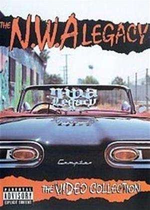 Rent N.W.A. Legacy Online DVD Rental