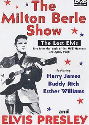 Rent Elvis Presley: The Milton Berle Show: The Lost Elvis Online DVD Rental