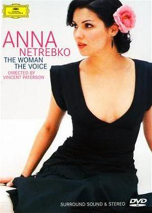 Rent Anna Netrebko: The Woman The Voice Online DVD Rental