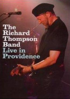 Rent Richard Thompson: And Band: Live in Providence Online DVD Rental