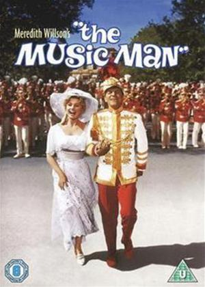 Rent The Music Man Online DVD Rental
