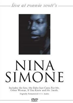 Rent Nina Simone: Live at Ronnie Scott's Online DVD Rental