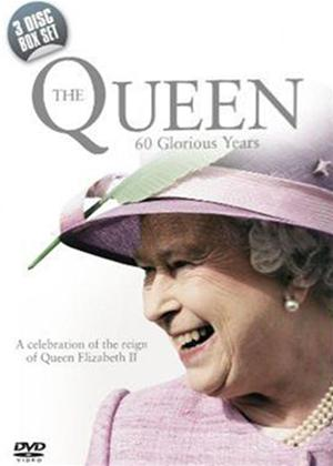 Rent The Queen: 60 Glorious Years Online DVD Rental