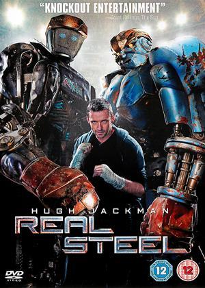 Rent Real Steel Online DVD Rental