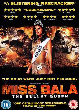 Rent Miss Bala Online DVD Rental