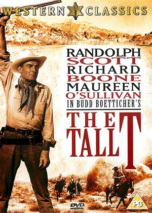 Rent The Tall T Online DVD Rental
