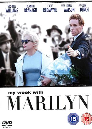 Rent My Week with Marilyn Online DVD & Blu-ray Rental