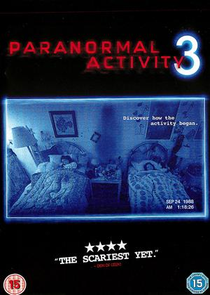 Rent Paranormal Activity 3 Online DVD Rental