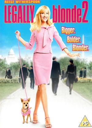 Rent Legally Blonde 2 Online DVD & Blu-ray Rental