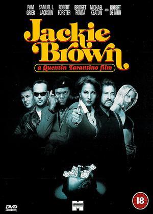 Rent Jackie Brown Online DVD & Blu-ray Rental