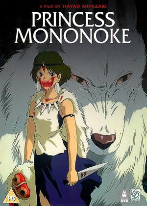 Princess Mononoke Online DVD Rental