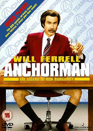 Anchorman: The Legend of Ron Burgundy Online DVD Rental