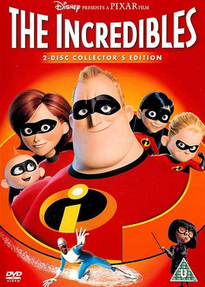 The Incredibles Online DVD Rental