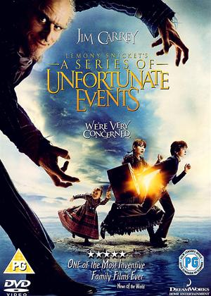 Lemony Snicket's a Series of Unfortunate Events Online DVD Rental