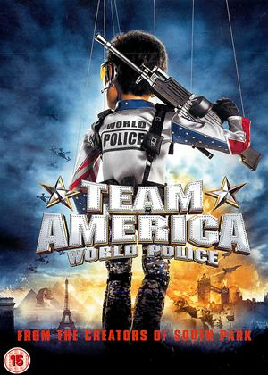 Team America: World Police Online DVD Rental