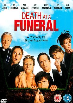 Rent Death at a Funeral Online DVD Rental