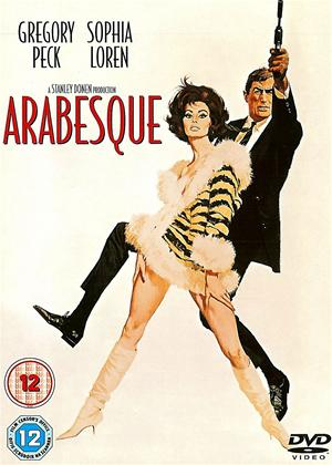 Rent Arabesque Online DVD Rental