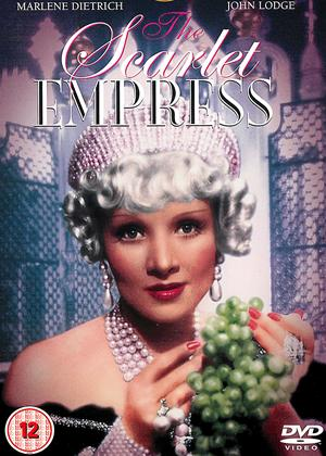 Rent The Scarlet Empress Online DVD Rental