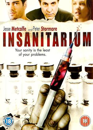 Rent Insanitarium Online DVD Rental