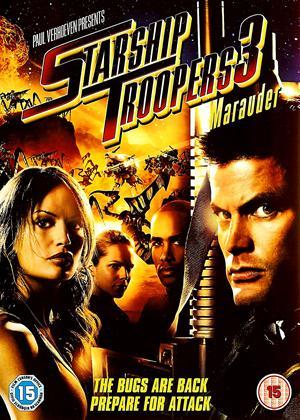 Starship Troopers 3: Marauder Online DVD Rental