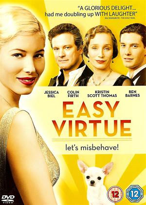Easy Virtue Online DVD Rental