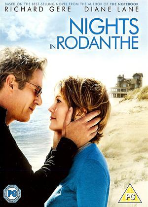 Rent Nights in Rodanthe Online DVD Rental