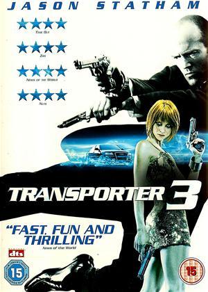 Transporter 3 Online DVD Rental