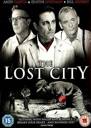Rent The Lost City Online DVD Rental