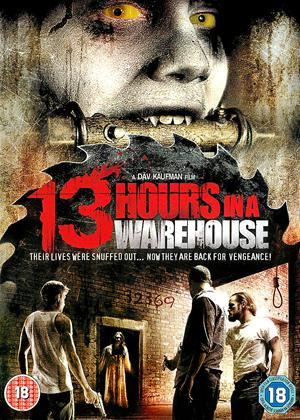 Rent 13 Hours in a Warehouse Online DVD Rental
