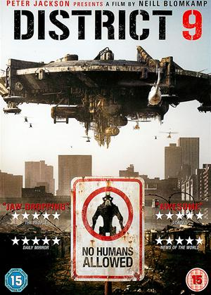 Rent District 9 Online DVD Rental