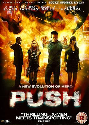 Rent Push Online DVD & Blu-ray Rental