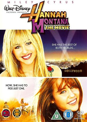 Rent Hannah Montana: The Movie Online DVD Rental