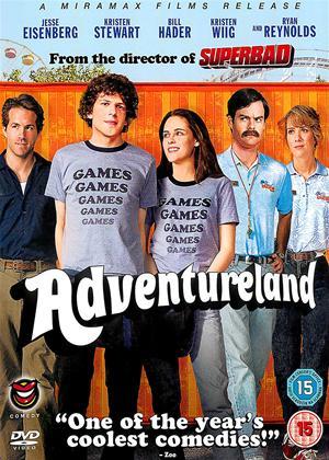 Adventureland Online DVD Rental