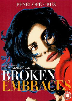 Broken Embraces Online DVD Rental