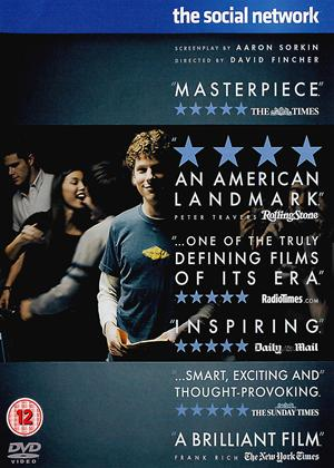 Rent The Social Network Online DVD Rental