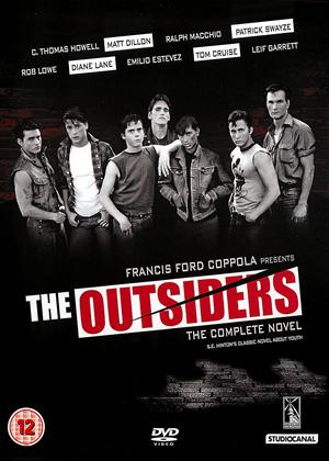 Rent The Outsiders Online DVD Rental