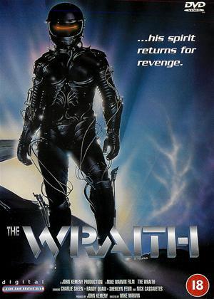 The Wraith Online DVD Rental