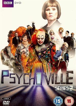 Rent Psychoville: Series 2 Online DVD Rental