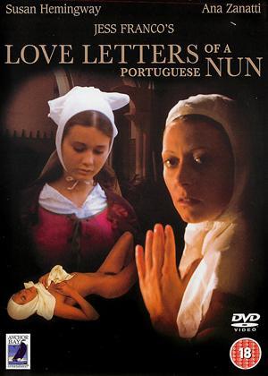 Rent Love Letters of a Portuguese Nun Online DVD Rental