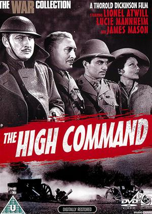 Rent The High Command Online DVD Rental
